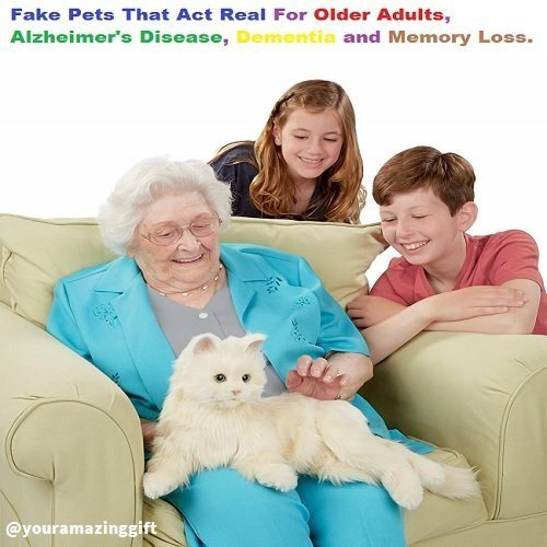 Fake Pets That Act Real