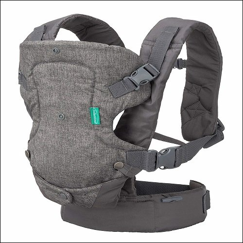 4 in1 Convertible Baby Carrier