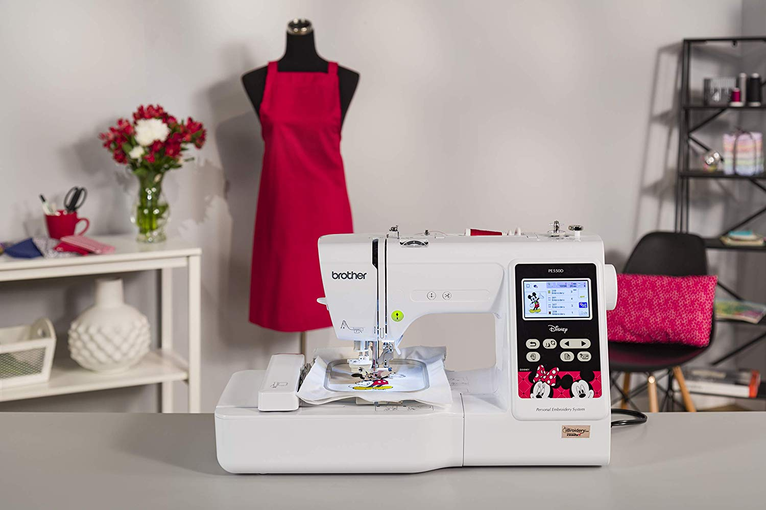 what is a good embroidery machine for beginners