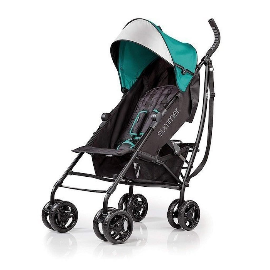 Stroller For Infant And 3 Year Old
