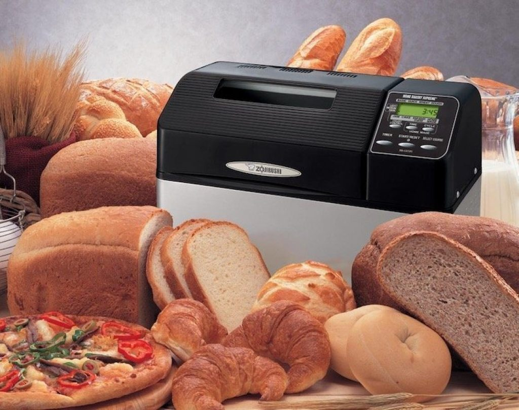 zojirushi bread maker bb cec20