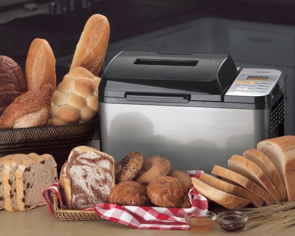 zojirushi bread maker bb pac20