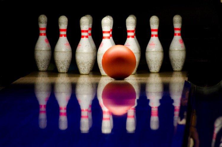 Selecting a bowling ball