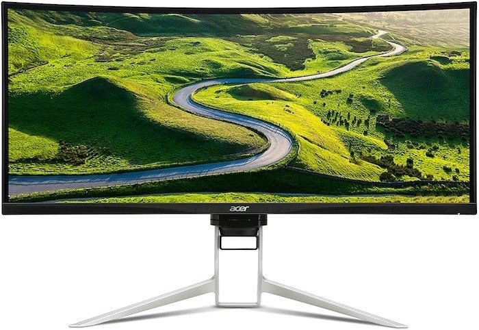 Acer XR342CK bmijpphz 34-inch UltraWide QHD (3440 x 1440) AMD FreeSync Monitor