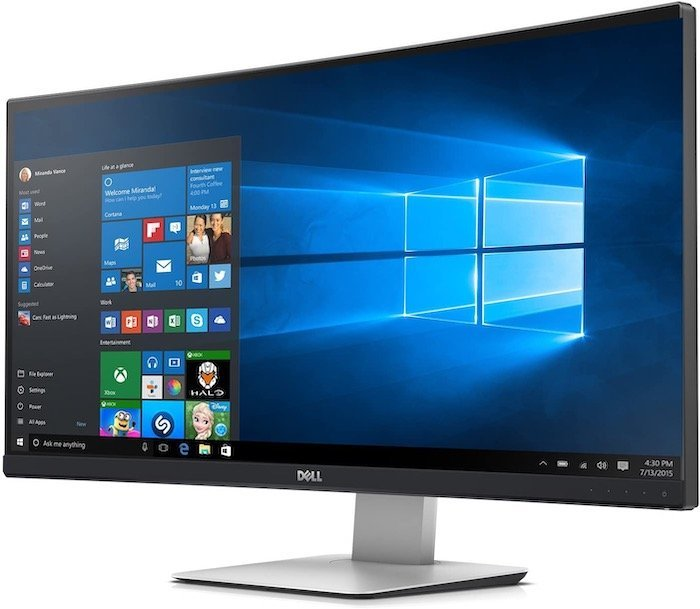 Dell UltraSharp U3415W PXF79 34-Inch Curved LED-Lit Monitor