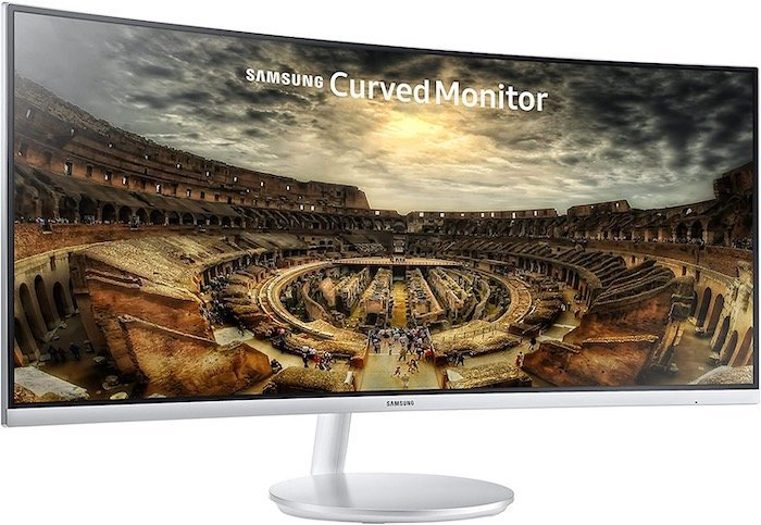 Samsung CF791 Series 34-Inch Curved Widescreen Monitor