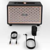 Bluetooth Speaker Retro Look