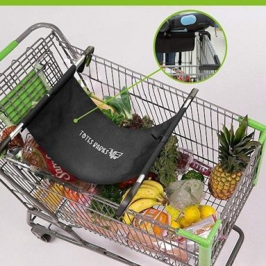 Car Seat Holder For Shopping Cart